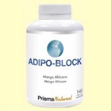 Adipo-Block - Mango Africano - Prisma Natural - 140 cápsulas