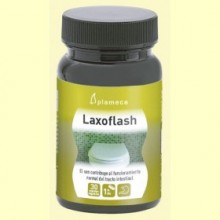 Laxoflash - 30 cápsulas - Plameca