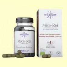 Mico Rei Extracto de Reishi Bio - 30 cápsulas - Hifas da Terra