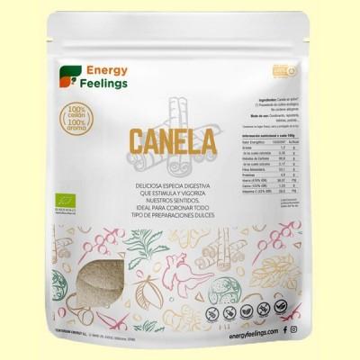 Canela en Polvo Eco - 1 kg - Energy Feelings
