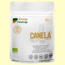 Canela en Polvo Eco - 200 gramos - Energy Feelings