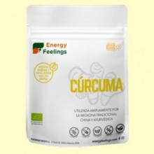 Cúrcuma en Polvo Eco - 200 gramos - Energy Feelings