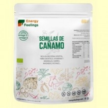 Cáñamo Semilla Entera Eco - 1 kg - Energy Feelings
