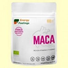 Maca Mix en Polvo Eco - 200 gramos - Energy Feelings