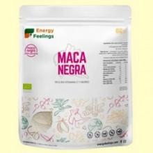Maca Negra en Polvo Eco - 1 kg - Energy Feelings