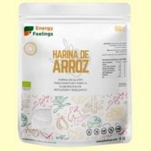 Harina de Arroz Eco - 1 kg - Energy Feelings