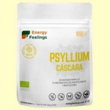 Psyllium Cáscara Eco - 200 gramos - Energy Feelings