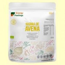 Harina de Avena Eco - 1 kg - Energy Feelings