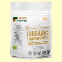 Organic Aminopower 80% Neutro - 200 gramos - Energy Feelings