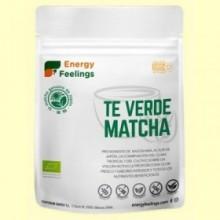 Té Matcha Ecológico - 100 gramos - Energy Feelings