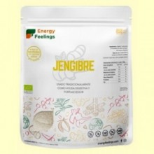 Jengibre en Polvo Eco - 1 kg - Energy Feelings