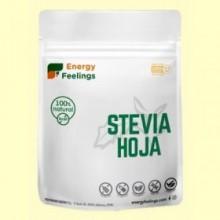 Stevia Hoja - 100 gramos - Energy Feelings