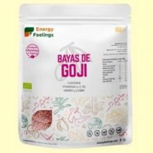 Bayas de Goji Eco - 1 kg - Energy Feelings