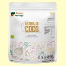 Harina de Coco Eco - 1 kg - Energy Feelings