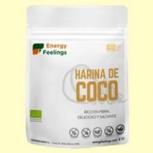 Harina de Coco Eco - 200 gramos - Energy Feelings