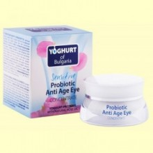 Contorno de Ojos Sensitive Probiotic Anti Age Eye - 40 ml - Biofresh Rose of Bulgaria