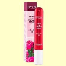 Contorno de Ojos Active Eye Contour Serum - 15 ml - Biofresh Rose of Bulgaria