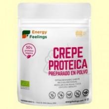 Crepe Proteica Vegana Eco - 200 gramos - Energy Feelings