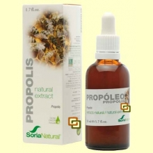 Propóleo - Extracto de Tintura - 50 ml - Soria Natural