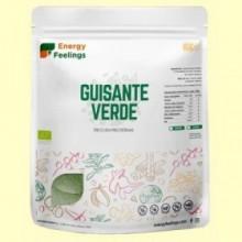 Harina Guisante Verde Eco - 1 kg - Energy Feelings