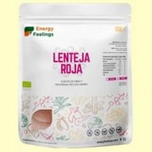 Lenteja Roja Pelada Eco - 1 kg - Energy Feelings