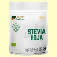 Estevia Eco Hoja Entera - 100 gramos - Energy Feelings