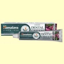 Crema Dental Ayurvédica con Nim y Granada - 100 gramos - Himalaya Herbals