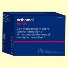 Orthomol Tendo - 30 raciones - Laboratorio Cobas