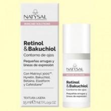 Contorno de ojos Retinol y Bakuchiol - 15 ml - Natysal