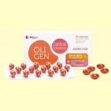 Oligen Control Colesterol - 60 cápsulas - Ifigen