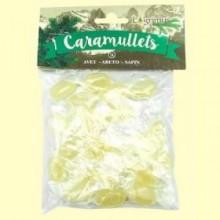 Caramullets Caramelos Artesanos de Abeto Sin Azúcar - 80 gramos - Lagrimus