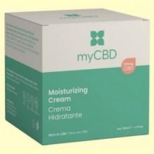 Crema Hidratante CBD - 50 ml - myCBD