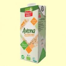 Bebida de Avena Sin Gluten Bio - 1 litro - La Finestra sul Cielo