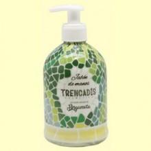 Gel de Manos con Bergamota - Trencadís Cosmetics - 500 ml - Van Horts