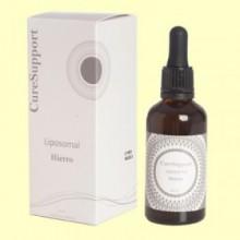Liposomal Hierro - 60 ml - Curesupport