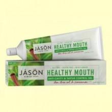 Dentífrico Healthy Mouth - 119 gramos - Jason
