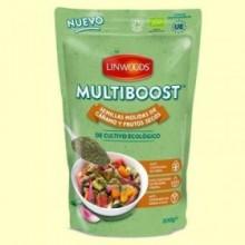 Semillas Molidas de Cáñamo y Frutos Secos Bio - 200 gramos - Linwoods