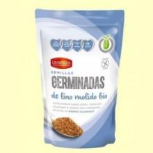 Semillas Germinadas de Lino Molido Bio - 200 gramos - Linwoods
