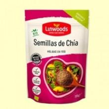 Semillas de Chia Molidas - 200 gramos - Linwoods