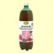 Bebida Kombucha Frutos Bosque Bio - 1,5 litros - Granovita