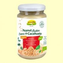 Crema de Cacahuete Crujiente - 350 gramos - Granovita