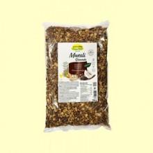 Muesli crujiente - chocolate - 750 gramos - Granovita