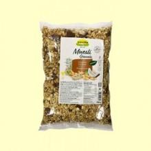 Muesli crujiente - frutros secos - 750 gramos - Granovita