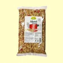 Muesli crujiente - fresas - 750 gramos - Granovita