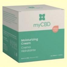 Crema Hidratante CBD 250 mg - 100 ml - myCBD