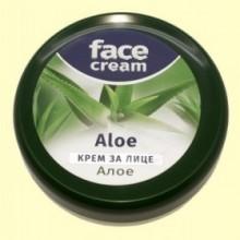 Crema Hidratante Facial Aloe Vera - 100 ml - Biofresh