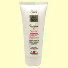 Crema de Manos con Glicerina y Sumac - 50 ml - Biofresh Protect