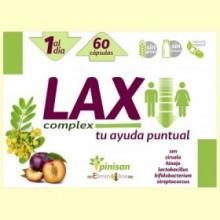 Lax Complex - Tránsito Intestinal - 60 cápsulas - Pinisan
