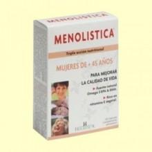 Menolistica - Menopausia - 60 cápsulas - Phytovit