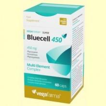 Super BlueCell 450 - 60 cápsulas - Vegafarma